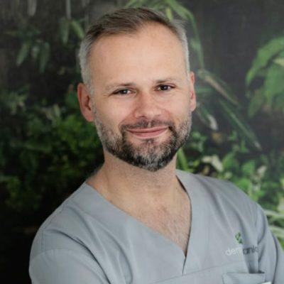 Zdjęcie pracownika - dr n. med. Cezary Langot